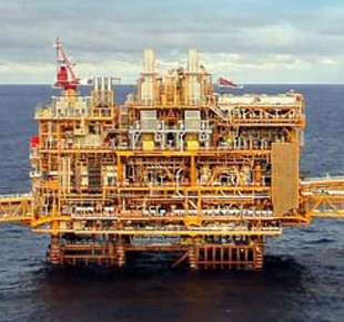 Offshore piperack for Escravos Gas to Liquid project